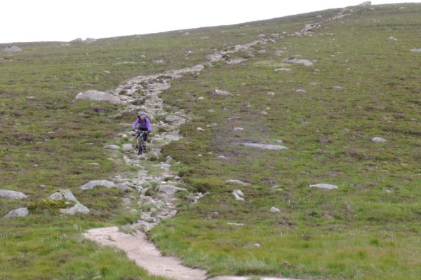 Descending from the Plateau